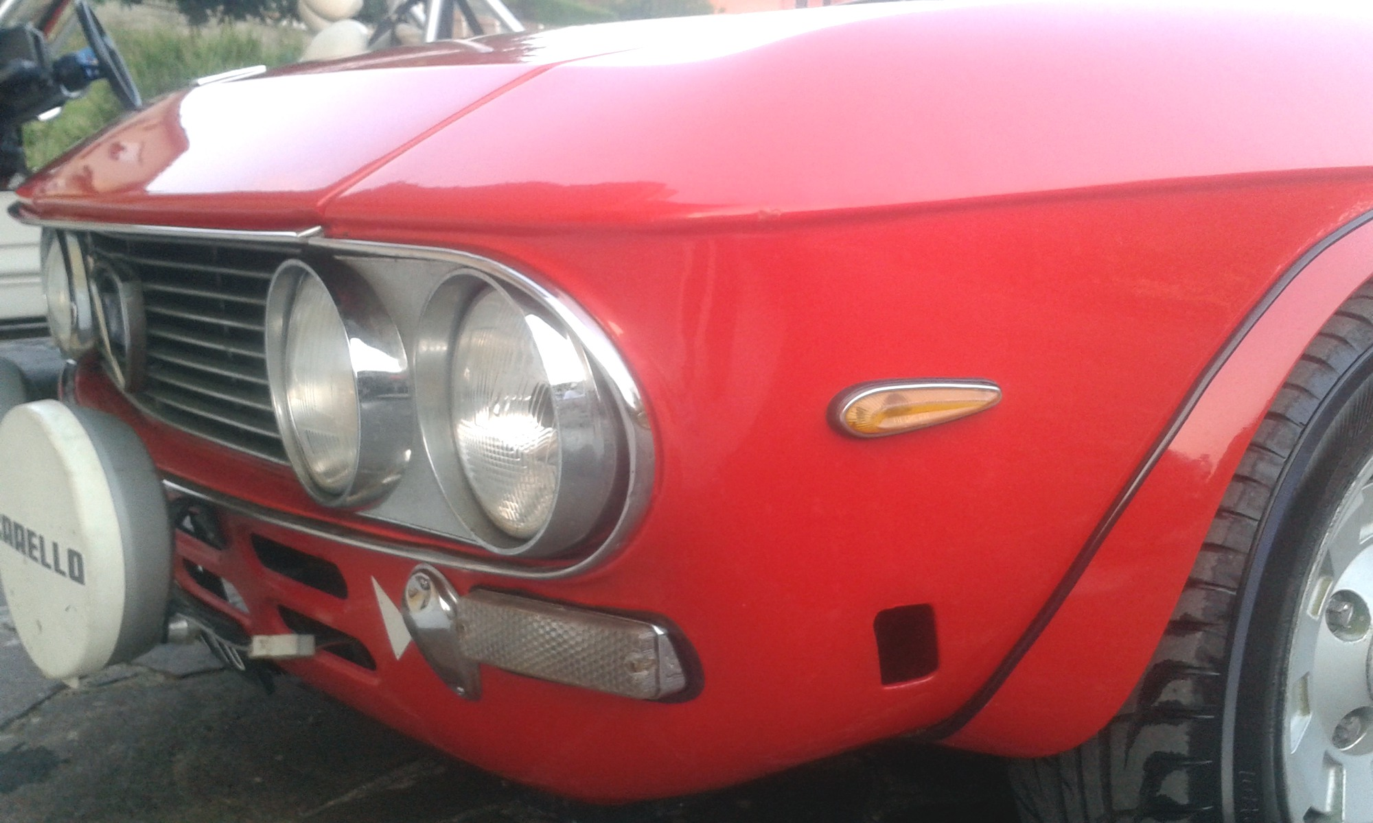 Fulvia HF 1600 Corsa - Vado in Classica